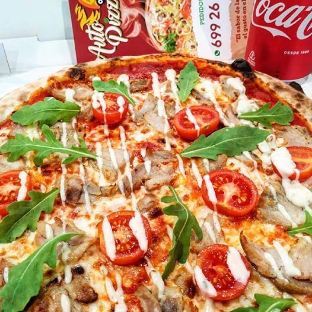 pizza cheste